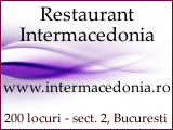 Restaurant Intermacedonia Bucuresti